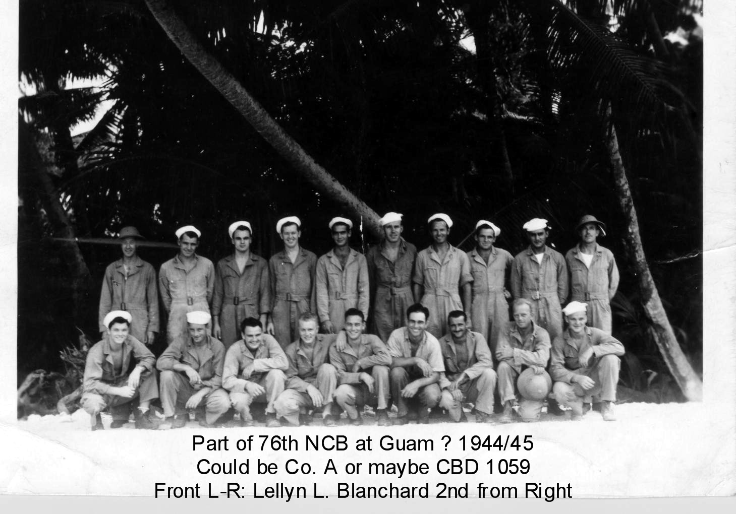 Lellyn Seabees 1940s